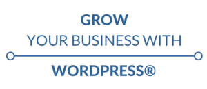 Grow your business with WordPress