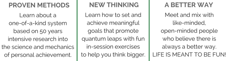 Proven Methods, New Thinking, A Better Way
