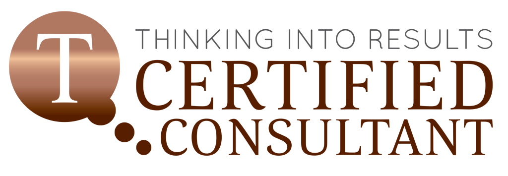 Thinking into Results Certified Consultant